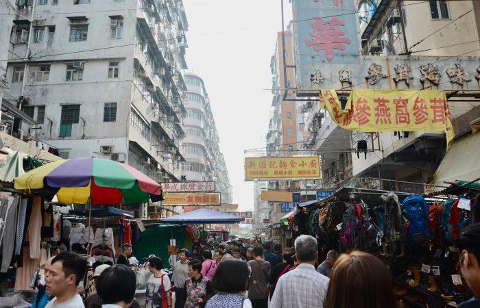 Hong Kong Hidden Gems Travel Jam-packed neighborhood Jam-packed neighborhood